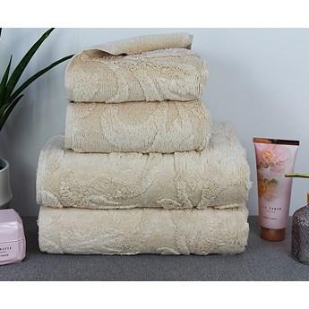 Ręcznik Allure karmelowy