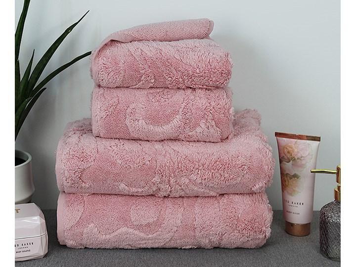 Ręcznik Allure pudrowy róż