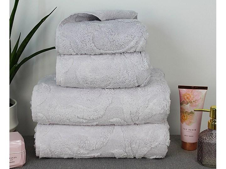 Ręcznik Allure srebrny Bawełna Kategoria Ręczniki