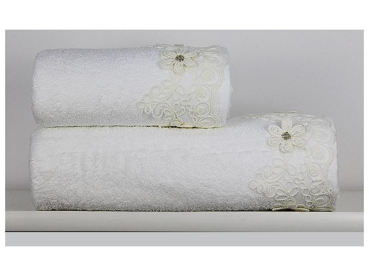 Ręcznik DAISY biały