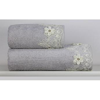Ręcznik DAISY jasny szary
