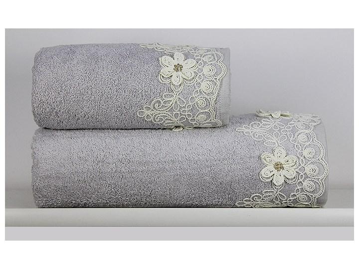 Ręcznik Diana jasny szary Bambus Ręcznik kąpielowy Bawełna Kategoria Ręczniki