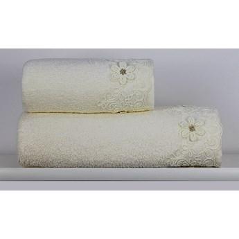 Ręcznik Diana kremowy