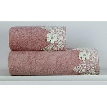 Ręcznik Diana pudrowy róż