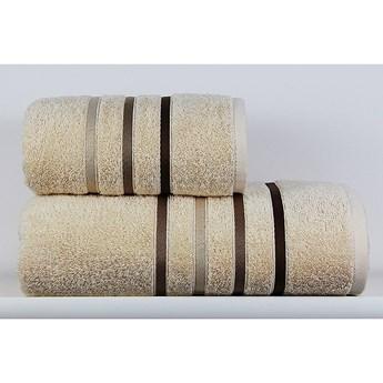 Ręcznik Dominic beżowy