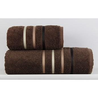 Ręcznik Dominic brązowy