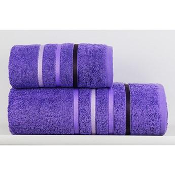 Ręcznik Dominic fioletowy