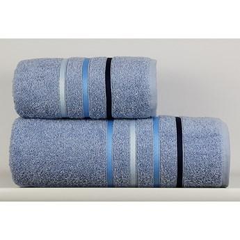 Ręcznik Dominic niebieski