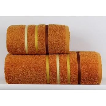 Ręcznik Dominic pomarańczowy