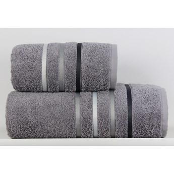 Ręcznik Dominic szary