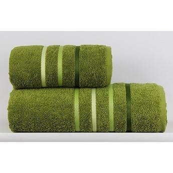 Ręcznik Dominic zielony