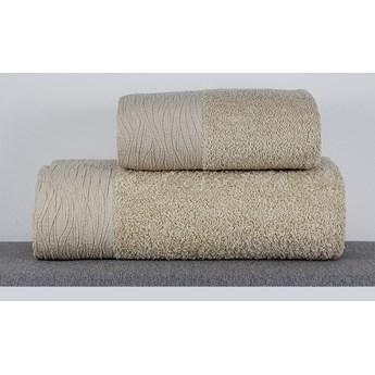 Ręcznik Eveline beżowy