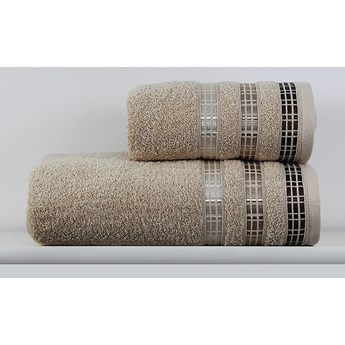 Ręcznik Leon beżowy