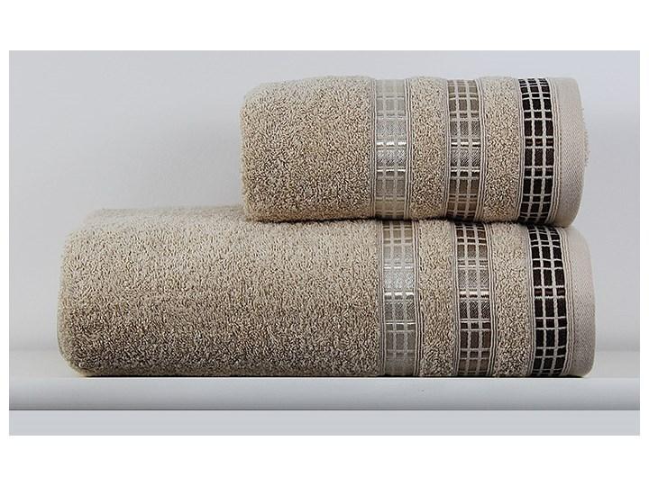 Ręcznik LUXURY beżowy
