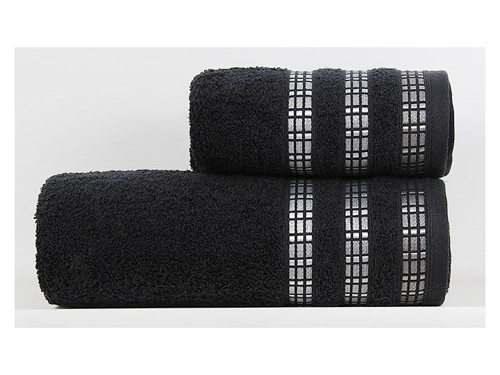 Ręcznik Leon czarny