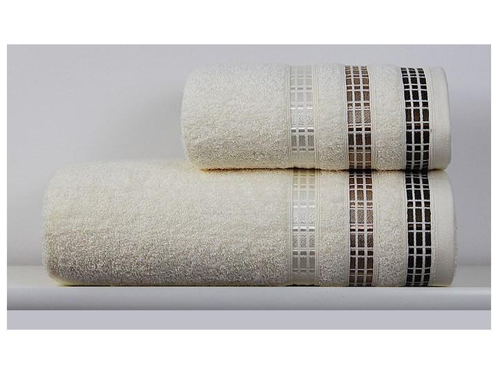 Ręcznik Leon kremowy