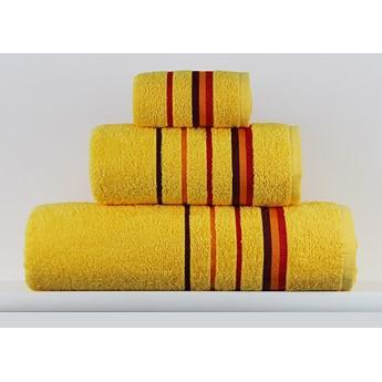 Ręcznik Mars żółty