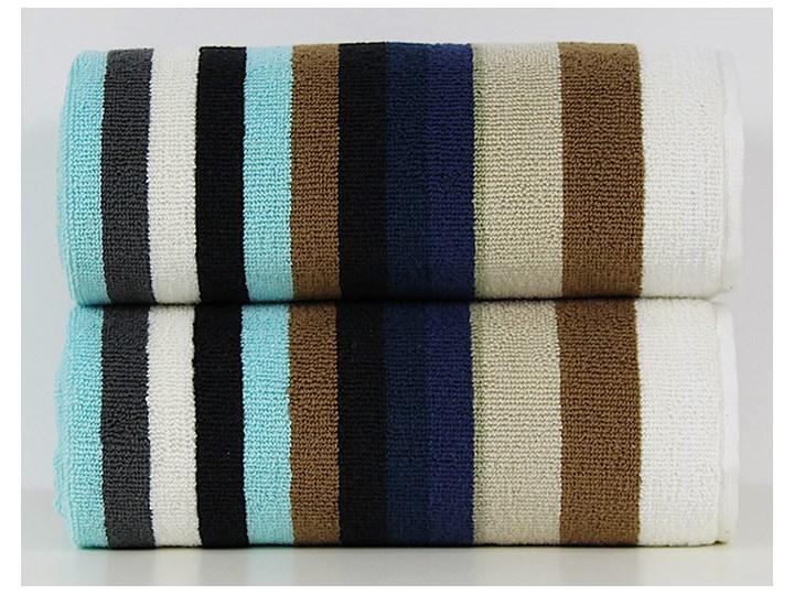 Ręcznik MIX Paski wzór 01 Bawełna Komplet ręczników Kategoria Ręczniki Dziecięce Kolor Wielokolorowy