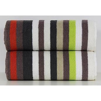 Ręcznik MIX Paski wzór 02