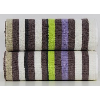 Ręcznik MIX Paski wzór 03