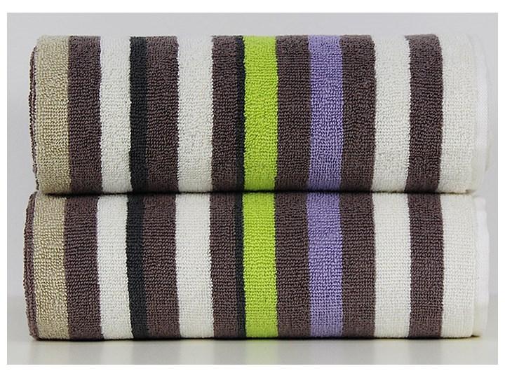 Ręcznik MIX Paski wzór 03 Komplet ręczników Bawełna Dziecięce Kategoria Ręczniki