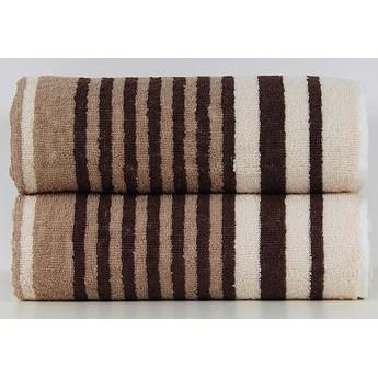 Ręcznik MIX Paski wzór 04
