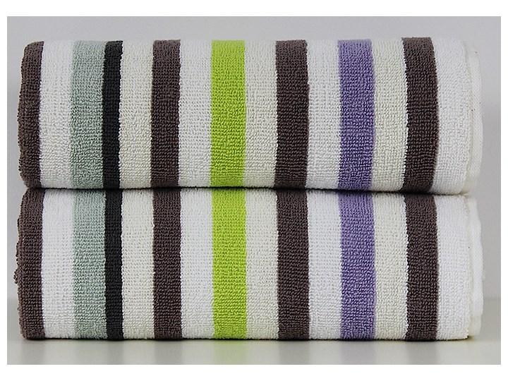 Ręcznik MIX Paski wzór 06 Komplet ręczników Dziecięce Kategoria Ręczniki Bawełna Kolor Wielokolorowy