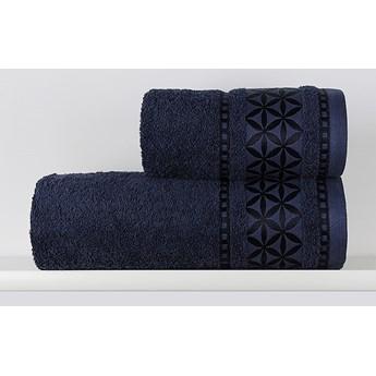 Ręcznik Paola granatowy
