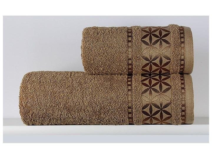 Ręcznik Paola karmelowy Bawełna Kategoria Ręczniki