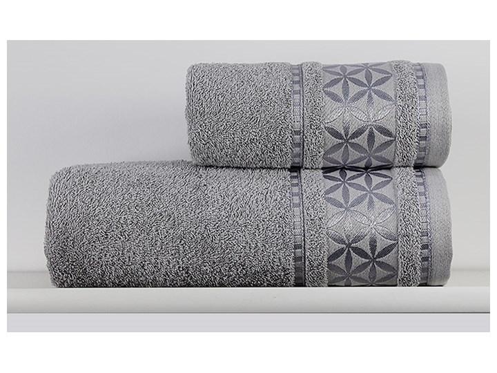 Ręcznik Paola srebrny Bawełna Kategoria Ręczniki