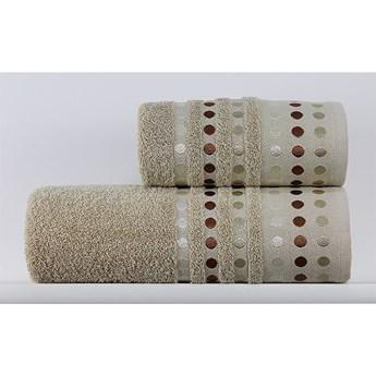 Ręcznik Puntos beżowy