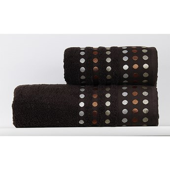 Ręcznik Prima brązowy