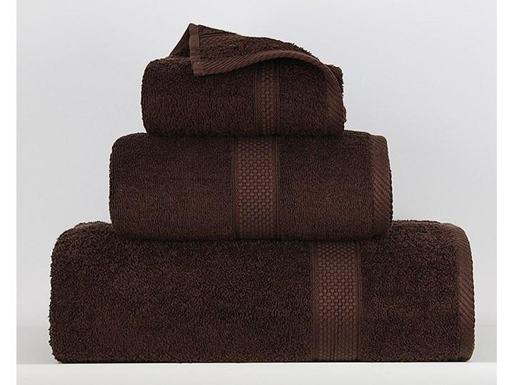Ręcznik Sally brąz Bawełna Kategoria Ręczniki