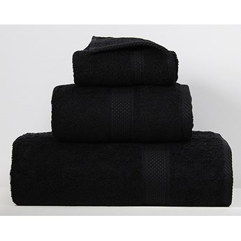 Ręcznik SARA czarny