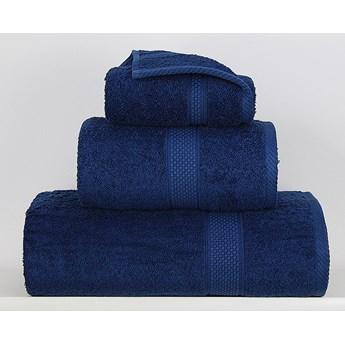 Ręcznik Sally jasny granat