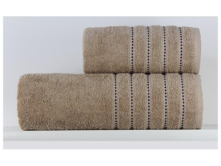 Ręcznik Spring beżowe Bawełna Kolor Beżowy Kategoria Ręczniki