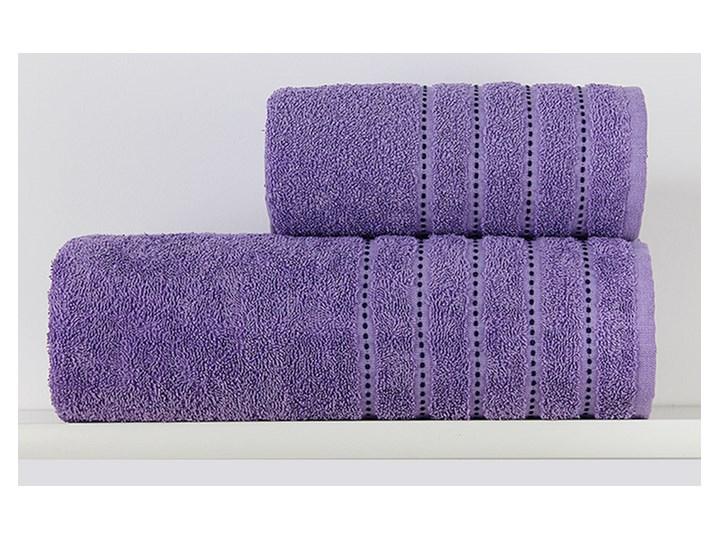 Ręcznik Spring wrzosowy, fioletowy Bawełna Kategoria Ręczniki