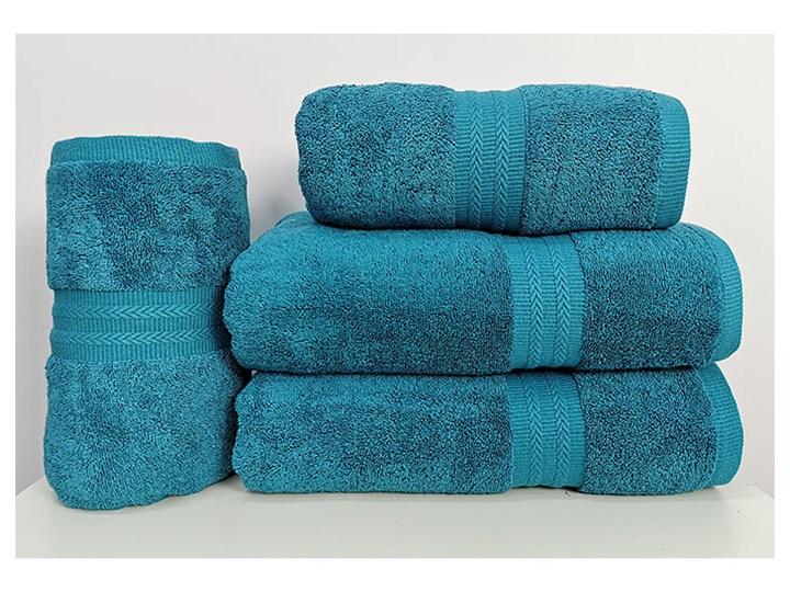 Ręcznik Figo morski Bawełna Kategoria Ręczniki 50x100 cm Kolor Turkusowy