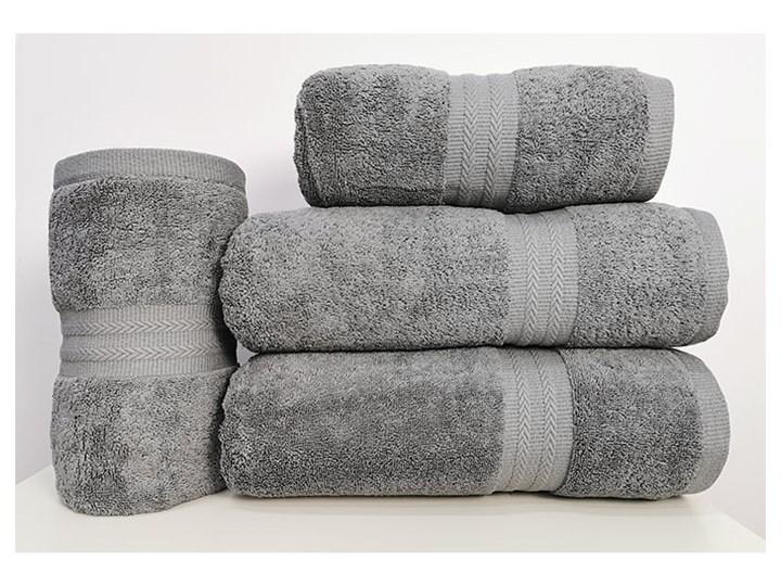 Ręcznik Figo stalowy Kategoria Ręczniki 50x100 cm Bawełna Kolor Szary