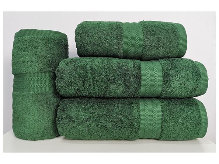 Ręcznik Figo zielony myśliwski