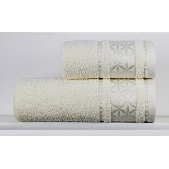 Ręcznik Paola kremowy
