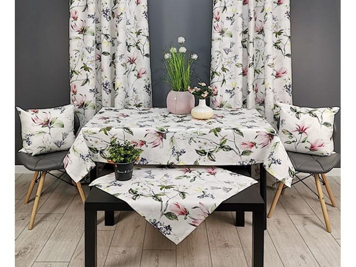 Zasłona magnolia różowa F-FE51003 Kategoria Zasłony Kolor Wielokolorowy