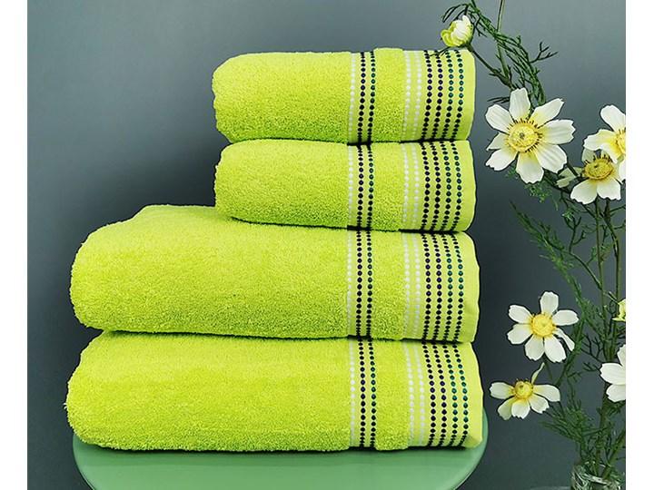 Ręcznik Melania zielony Bawełna Kategoria Ręczniki