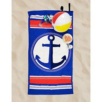 Ręcznik Plażowy kotwica