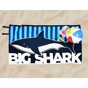 Ręcznik Plażowy rekin