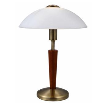EGLO 87256 - Lampa stołowa SOLO 1 1xE14/40W/230V