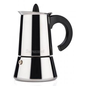 Kawiarka INOX CAFFETIERA - 4tz / Barazzoni kod: 830008004