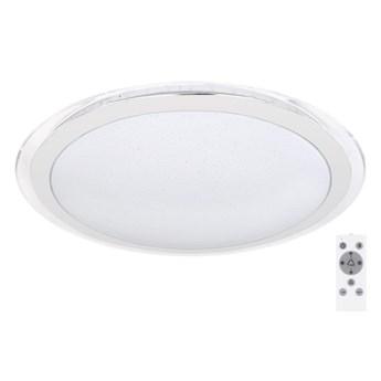 Globo 48395 – LED RGB Ściemniane oświetleniet NICOLE LED/24W/230V + LED/4.5W + pilot