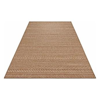 Brązowy dywan zewnętrzny Bougari Granado, 80x150 cm