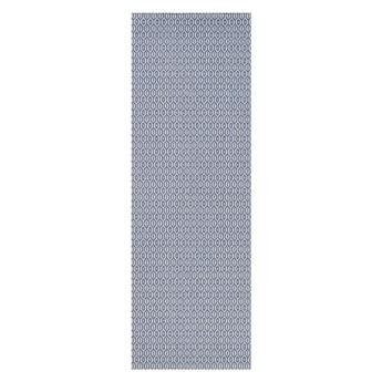 Niebieski dywan zewnętrzny Bougari Coin, 80x200 cm